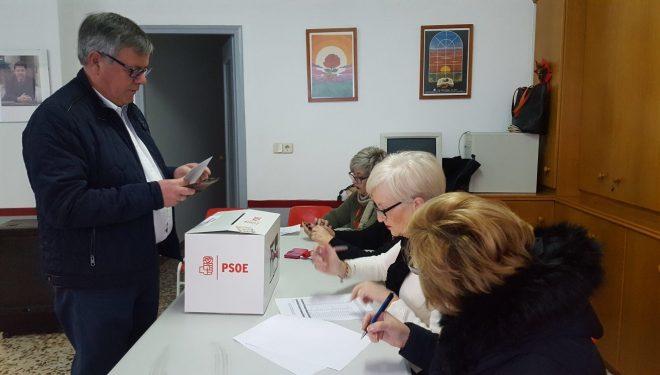 Santiago Cabañero, vencedor de las elecciones Primarias, nuevo secretario provincial del PSOE