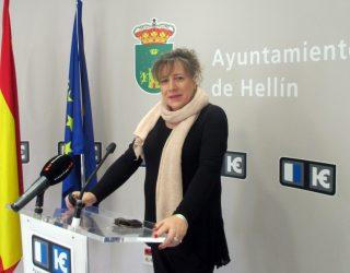 María Jesús López afirma que el Ayuntamiento de Hellín no tiene un control efectivo de sus ingresos