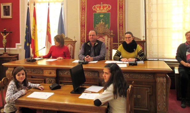 Pleno Infantil / EFDH.