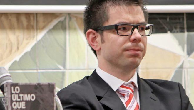 Álvaro Manuel Ibáñez Mora será el presentador del cartel anunciador de la Semana Santa