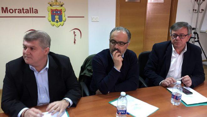 Ramón García hace un llamamiento a los representantes de la Región Murciana para que declaren su territorio libre de 'fracking'