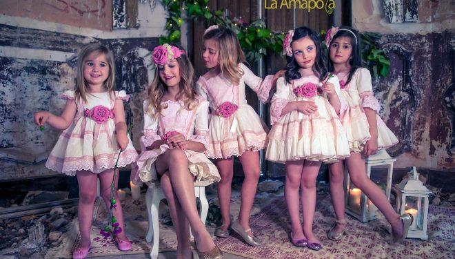 La firma hellinera de ropa infantil La Amapola galardonada