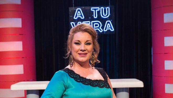 Carmen Valero finalista en el Concurso «A tu Vera» de CLM Televisión