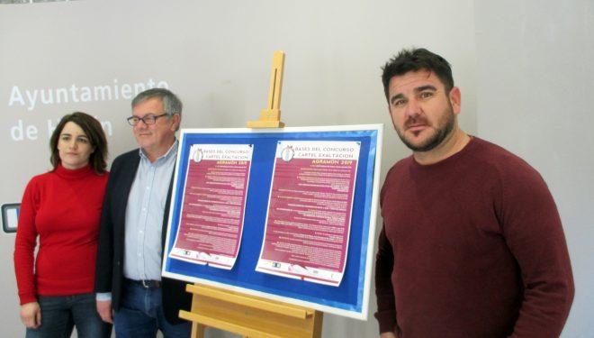 Presentación del concurso para elegir del cartel anunciador de las Jornadas de Exaltación al Tambor