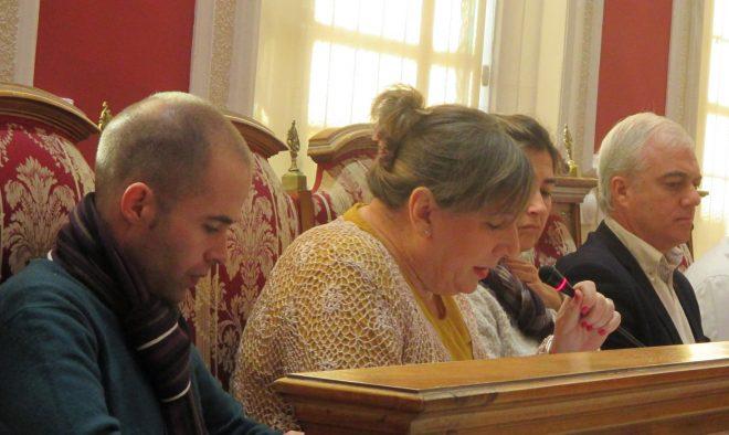 María Jesús López / EFDH.