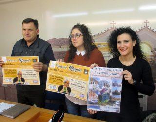 Presentación de las fiestas de Minateda en honor de la Candelaria