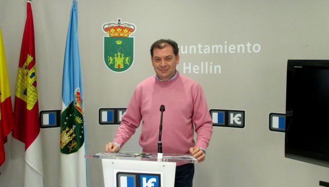 Javier Morcillo presenta el resumen estadistico sobre el turismo en Hellín