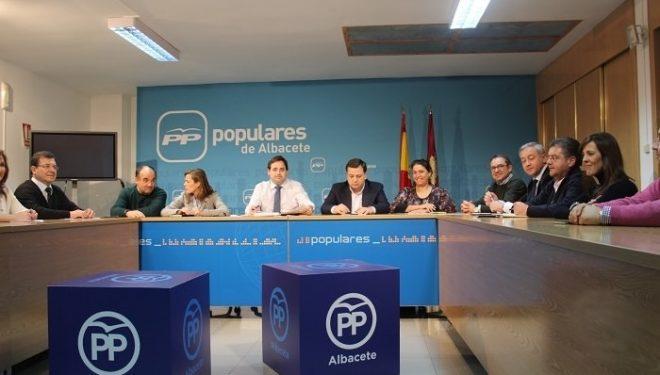 Para el 24 de febrero se fija la fecha del congreso local del Partido Popular de Hellín