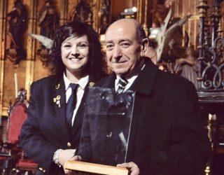 """Juan López """"Cañamón"""" galardonado con el Trofeo Cirineo"""