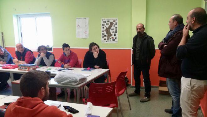 Iniciado el Curso de Soldadura con un total de 13 alumnos