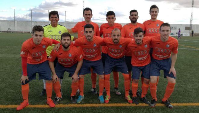 Segunda salida consecutiva y segundo empate del Hellín C.F.
