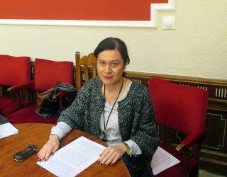 Rosa Cuesta, ante el Día Internacional de la Mujer, quiso resaltar el trabajo llevado a cabo por el Centro de la Mujer