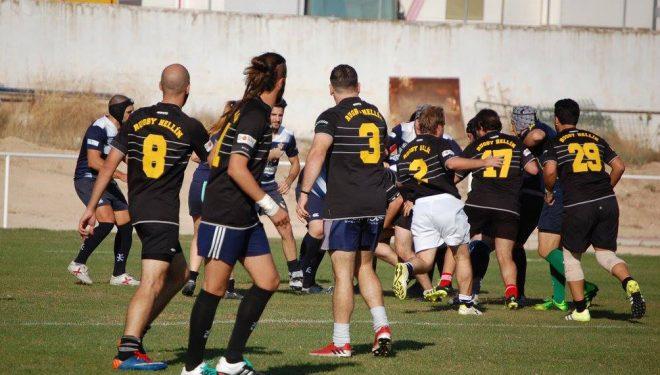Las Escuelas de Rugby de Hellín siguen su progresión en el Campeonato de Castilla-La Mancha