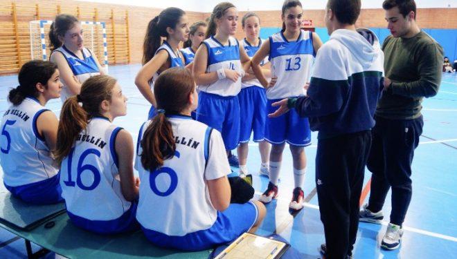 Nueva victoria del ADB Hellín Júnior femenino ante La Roda