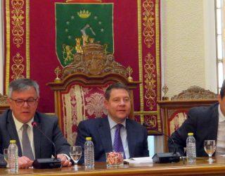 Page anuncia en Hellín una inversión superior a los 100 millones de euros en materia de regadíos durante la próxima legislatura