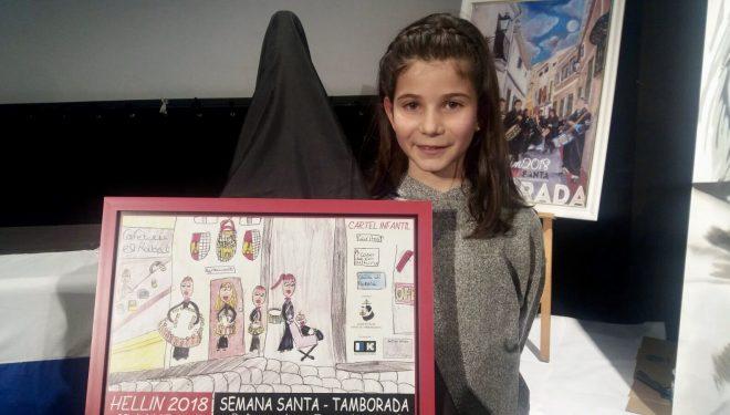 Presentado el cartel de la Tamborada infantil
