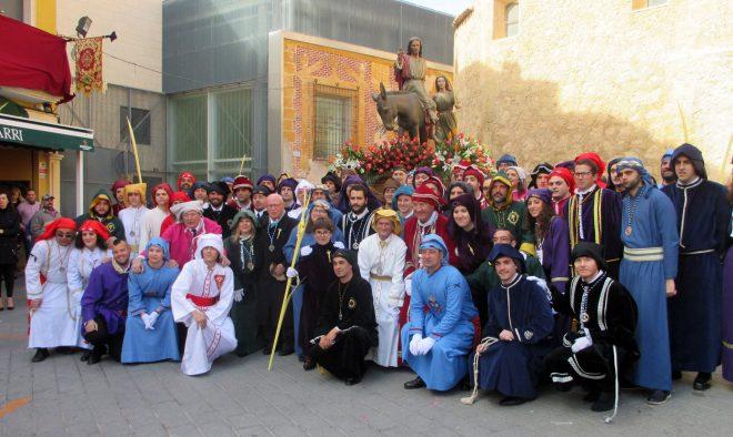 Domingo de Ramos / EFDH.