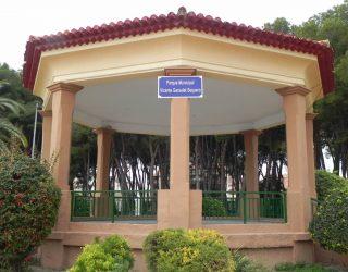 ¿Dónde está la placa del parque Vicente Garaulet, Sr. Alcalde?