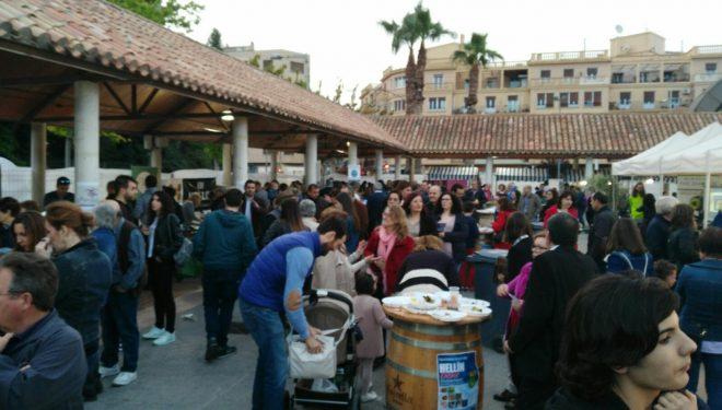 Buena aceptación de la I Feria de Tradiciones, Gastronomía y Oficios