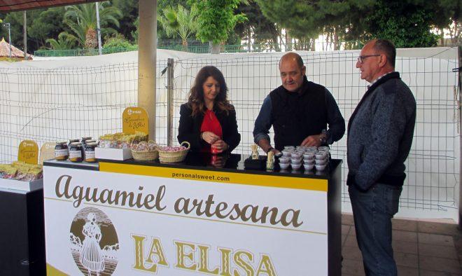 I Feria de Tradiciones, Gastronomía y Oficios.