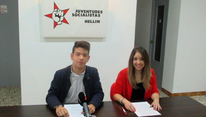 Juventudes Socialistas reivindica el Día del Trabajador