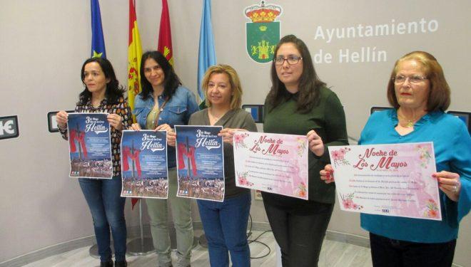 Programa de actividades para la festividad del Día de la Cruz