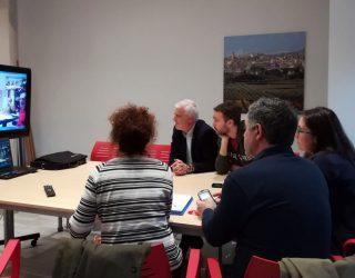 Un nuevo paso del hermanamiento de las poblaciones de Rivello y Hellín