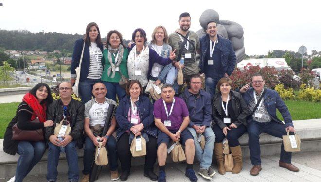 Celadores de la Gerencia de Atención Integrada de Hellín son premiados en un congreso nacional