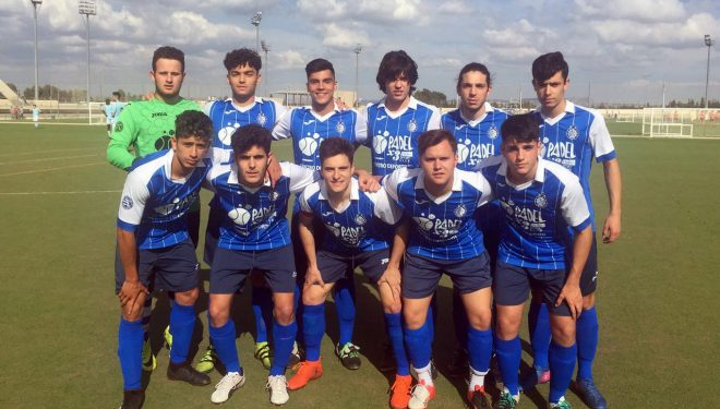 El Hellín Juvenil campeón provincial tras golear a domicilio al Llanos del Águila