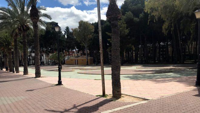 El GM del Partido Popular denuncia el mal estado del mobiliario urbano