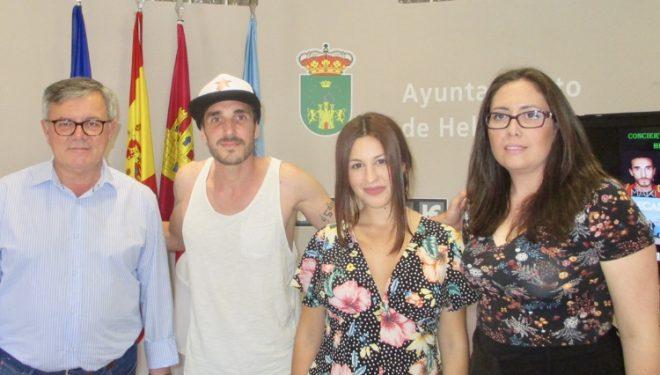 Maki y María Artés protagonistas del concierto de Feria