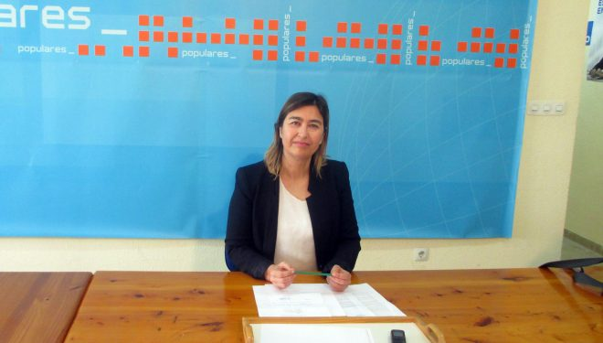 Covadonga López denuncia listas de esperas de 8 o 9 meses en el Hospital Comarcal de Hellín