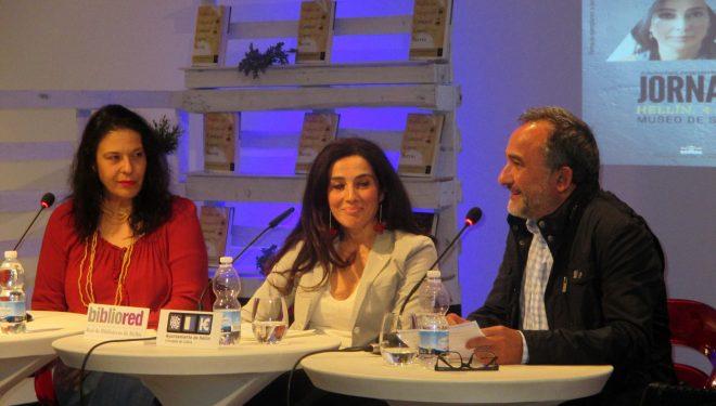 La escritora Cristina López Barrio cerró las XI edición de las Jornadas Literarias