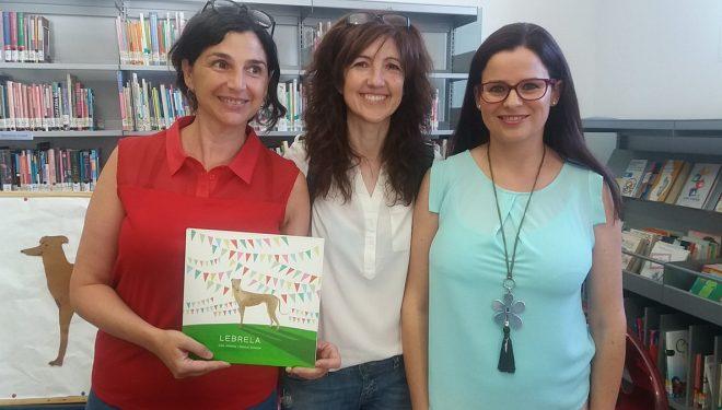 """Presentado el libro de temas infantiles """"Lebrela"""""""