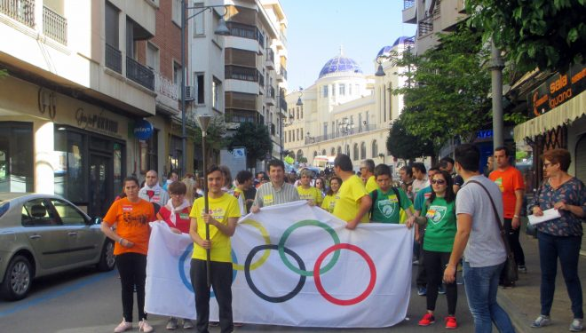 Numerosa participación en las VI Olimpiadas Solidarias