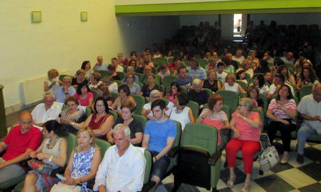 Público asistente / EFDH.