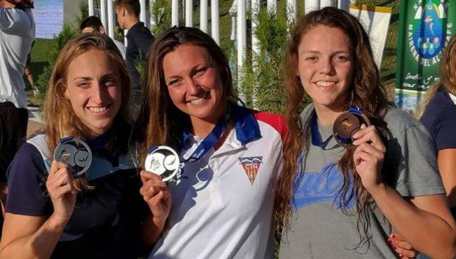 Segunda medalla de bronce para Nerea Ibáñez en los Campeonatos de España de Natación