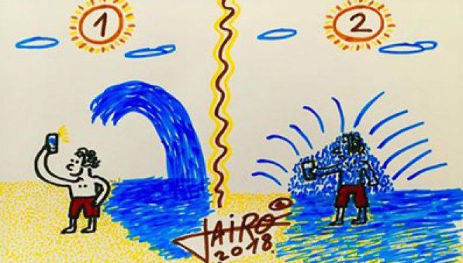 La Viñeta de El Faro de Hellín, Vacaciones