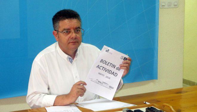 """El PP insiste en """"el caos sanitario"""" que existe en el Hospital Comarcal de Hellín"""