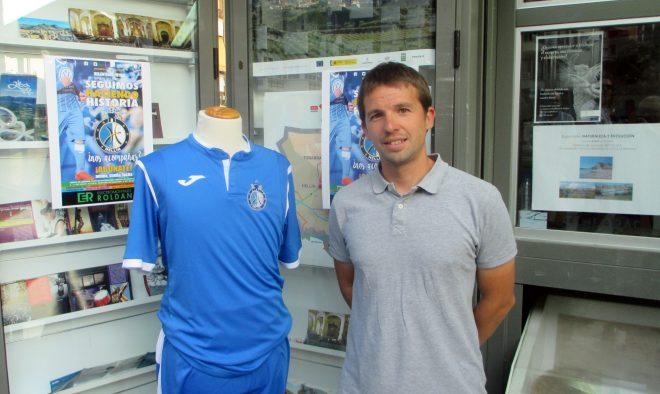 Paquito Jiménez, nuevo entrenador del Hellín CF / EFDH.