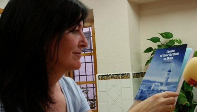 """Tras el rotundo éxito de """"Cuentos al calor del otoño en Hellín"""", Sol Sánchez prepara su primera novela"""