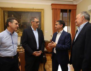 La Delegación del Gobierno en Castilla-La Mancha y la CHS coinciden en que se abre una nueva etapa de mayor colaboración