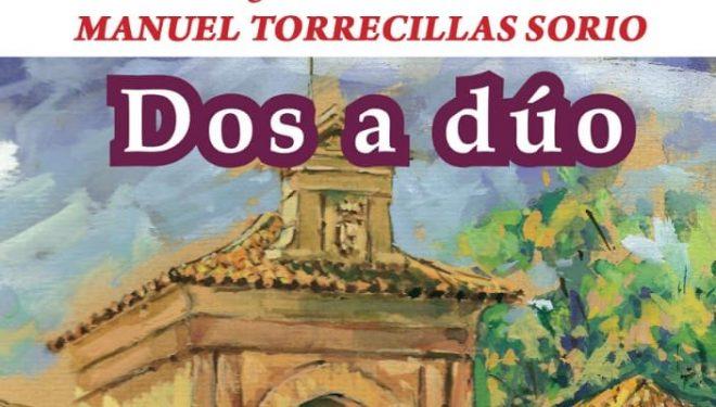 Presentación de la segunda novela de Manuel Torrecillas