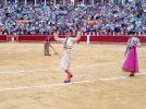 Diego Carretero a hombros en la corrida de la Feria de Albacete