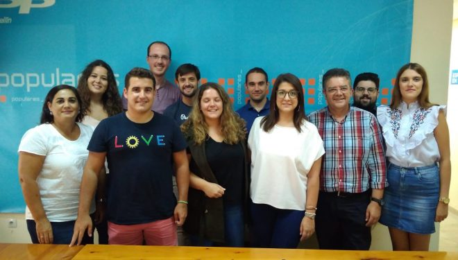 NNGG Hellín celebrará su congreso local el próximo 23 de Septiembre