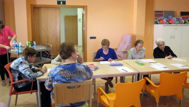 En el Centro de Día de AFA se atiende a 46 enfermos de Alzheimer y otras demencias seniles