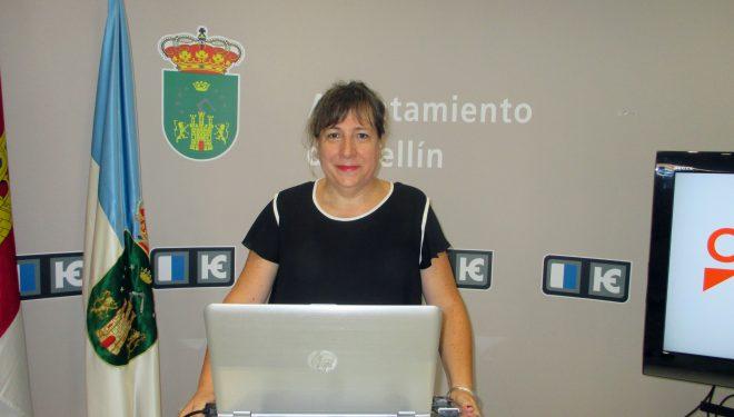 María Jesús López pide que los nuevos trenes Talgo híbridos paren en Hellín