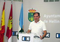 CCOO despide al exconcejal Javier Morcillo