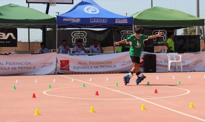 Copa de España de Patinaje Freestyle.