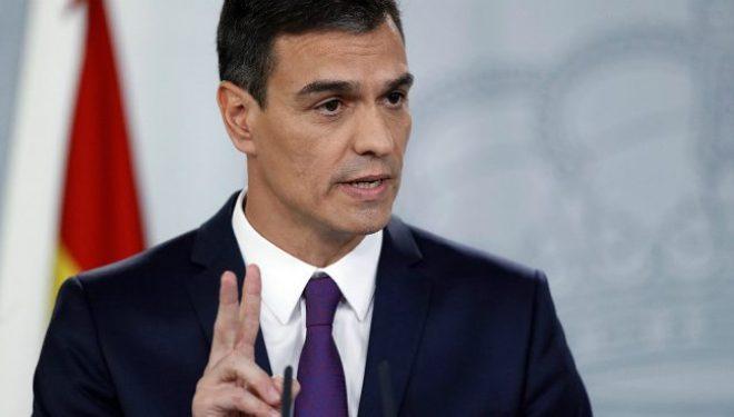 Pedro Sánchez es ateo